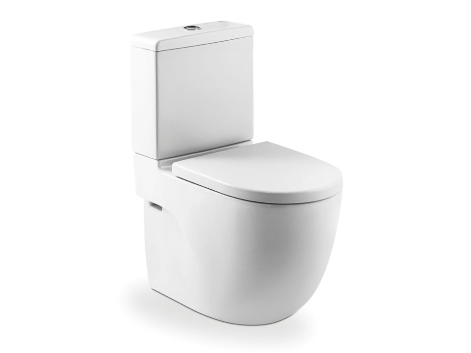 Roca Meridian Toilet Suites Close Coupled Toilets Back To Wall