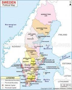 Mapa Politico De Suecia.Mapas Politicos Buscar Con Google Mapa De Suecia Suecia