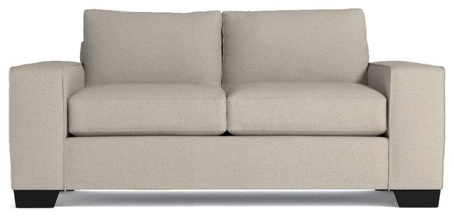 Awesome Apartment Size Loveseat Beautiful 59 In Contemporary Sofa Inspiration With