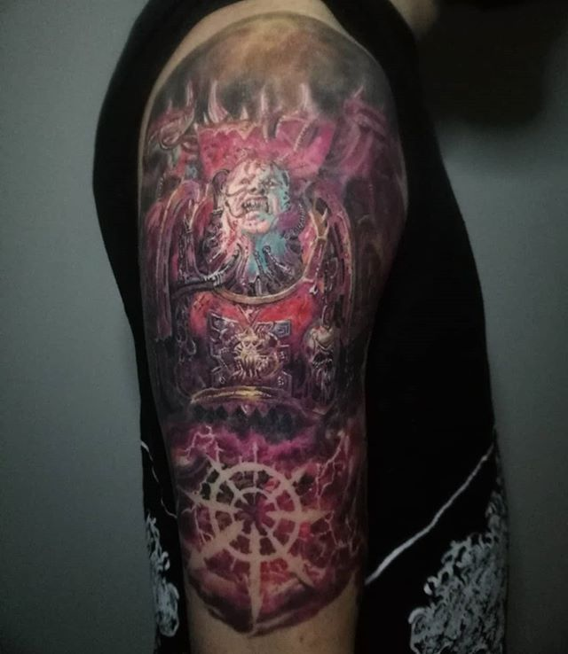 Some Warhammer 40k Goodness From Last Year Fully Healed