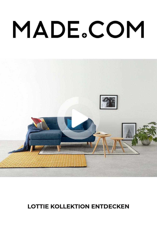 Made Corner Sofa Blue In 2020 Living Room Colors Room Colors Corner Sofa