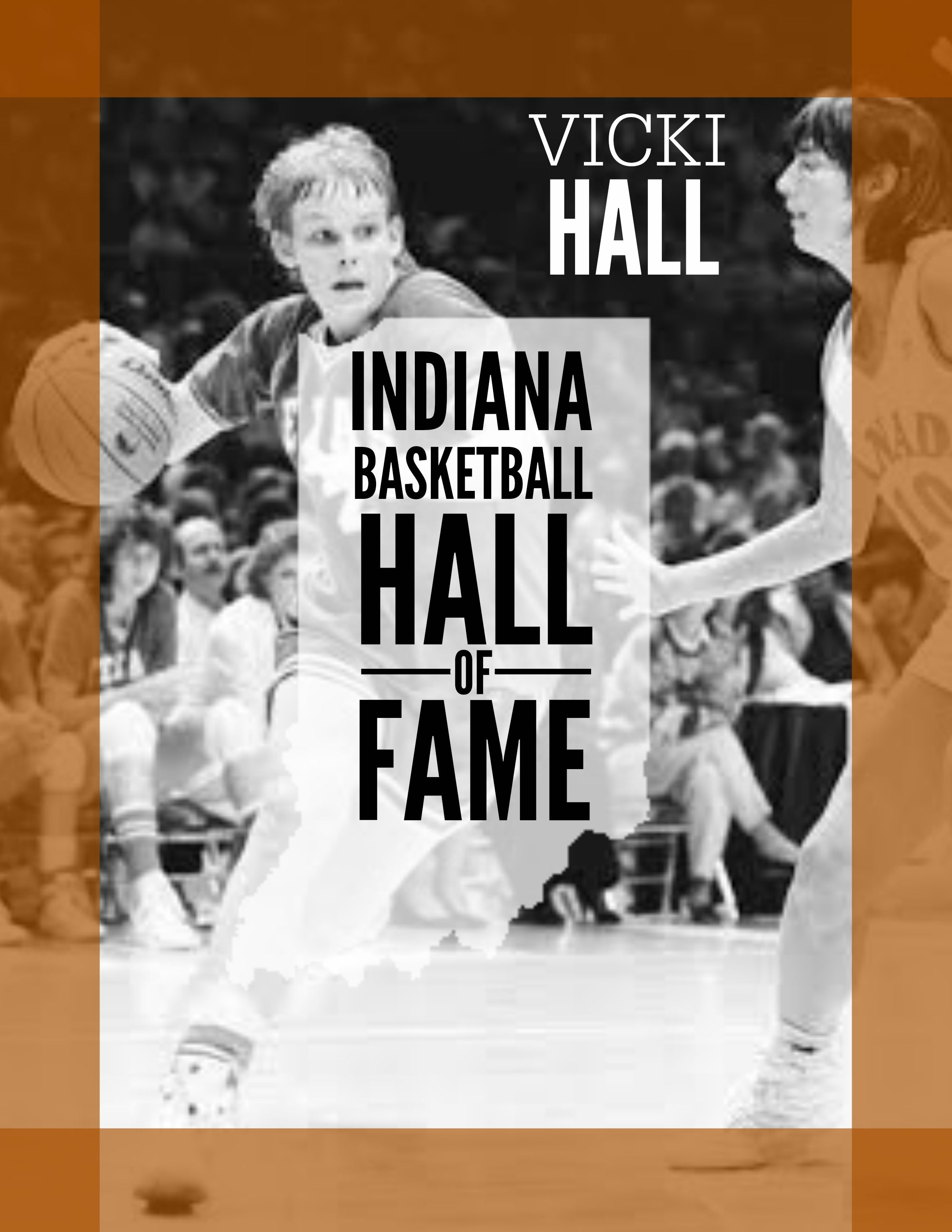 Congrats Texas Ex @vhhoops Vicki Hall on Indiana Hall of Fame honor! #HornsUp