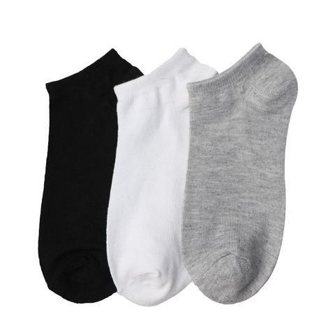 1 Pair Men Fashion Bamboo Socks Shallow Mouth Men Socks Casual All-match Man Socks 4 Colors Pretty And Colorful Men's Socks