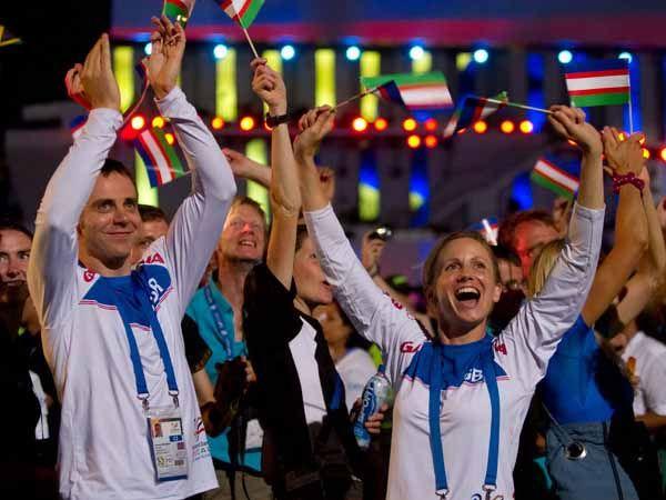 ¡Gracias Cali!: Comité Internacional de los World Games - #Cali #JuegosMundiales2013   #WorldGames2013  #CaliCo #CaliseLució