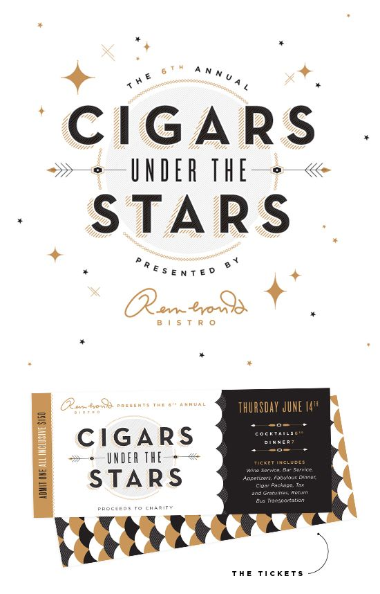 Cigars Under the Stars | Ashley Nicole