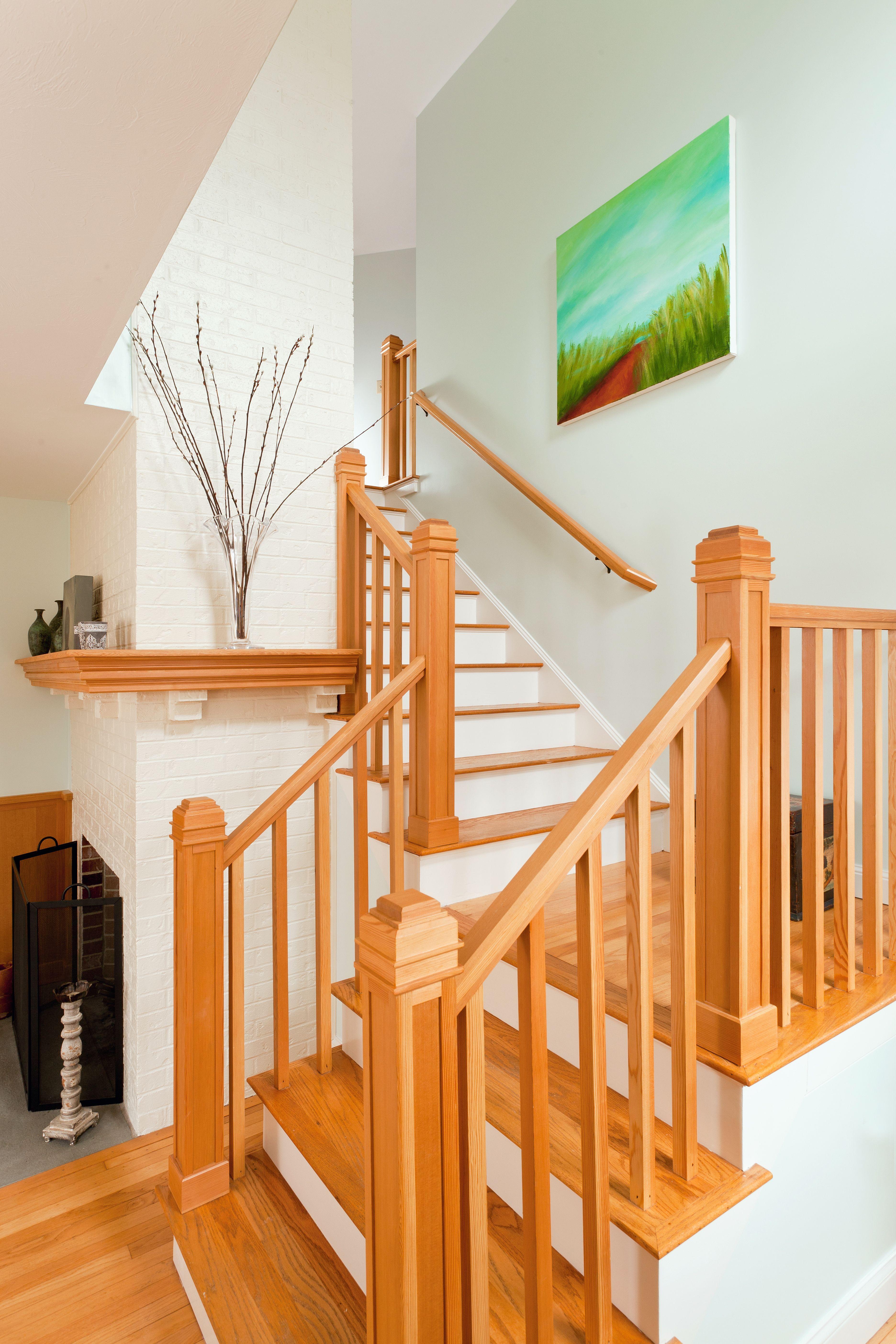 Homestead Stairway