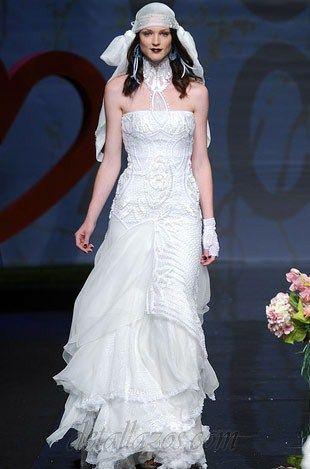 vestidos de novias ibizencos Yolan Cris