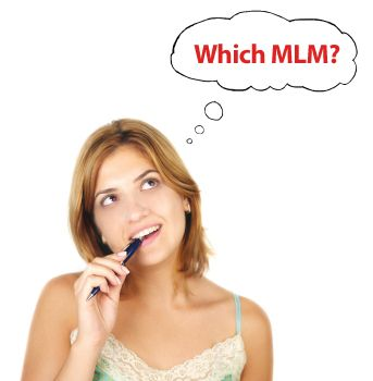 Choosing an MLM Company to Promote