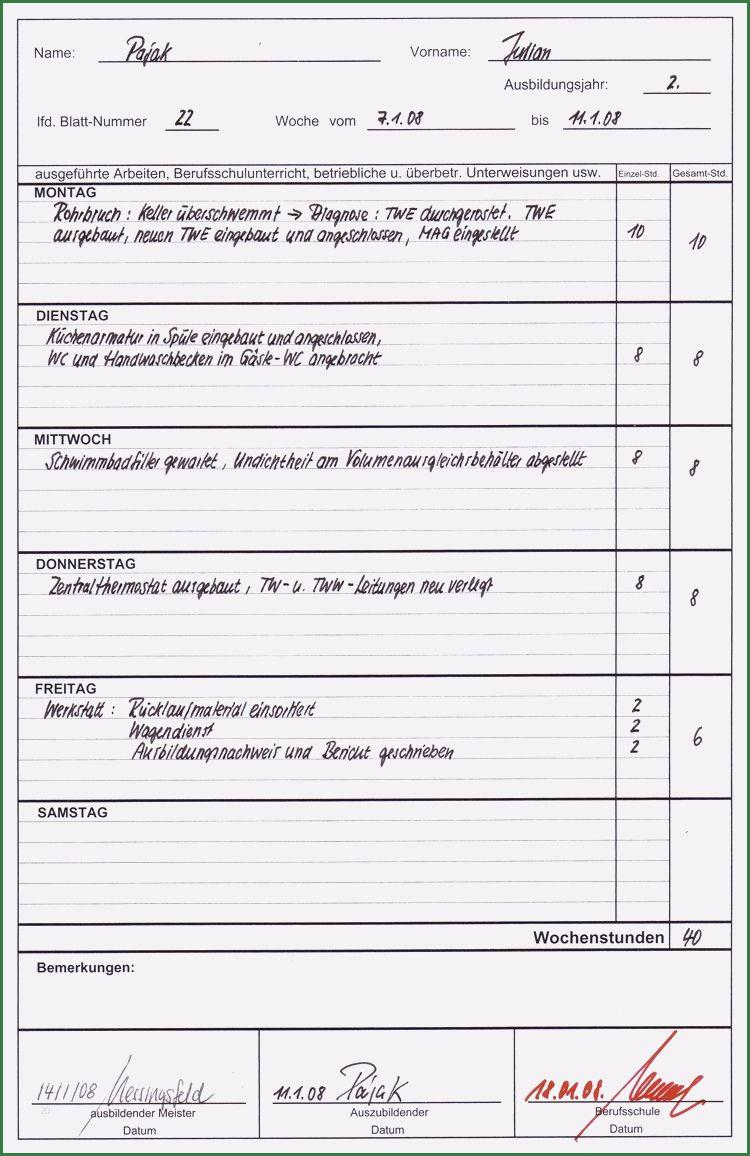 30 Schonste Berichtsheft Vorlage Fachkraft Fur Lagerlogistik Galerie Lebenslauf Layout Briefkopf Vorlage Vorlagen