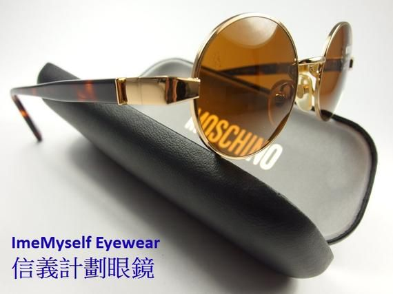 ImeMyself Eyewear MOSCHINO by Persol MC284 vintage XS small oval frame spectacles Rx prescription ey