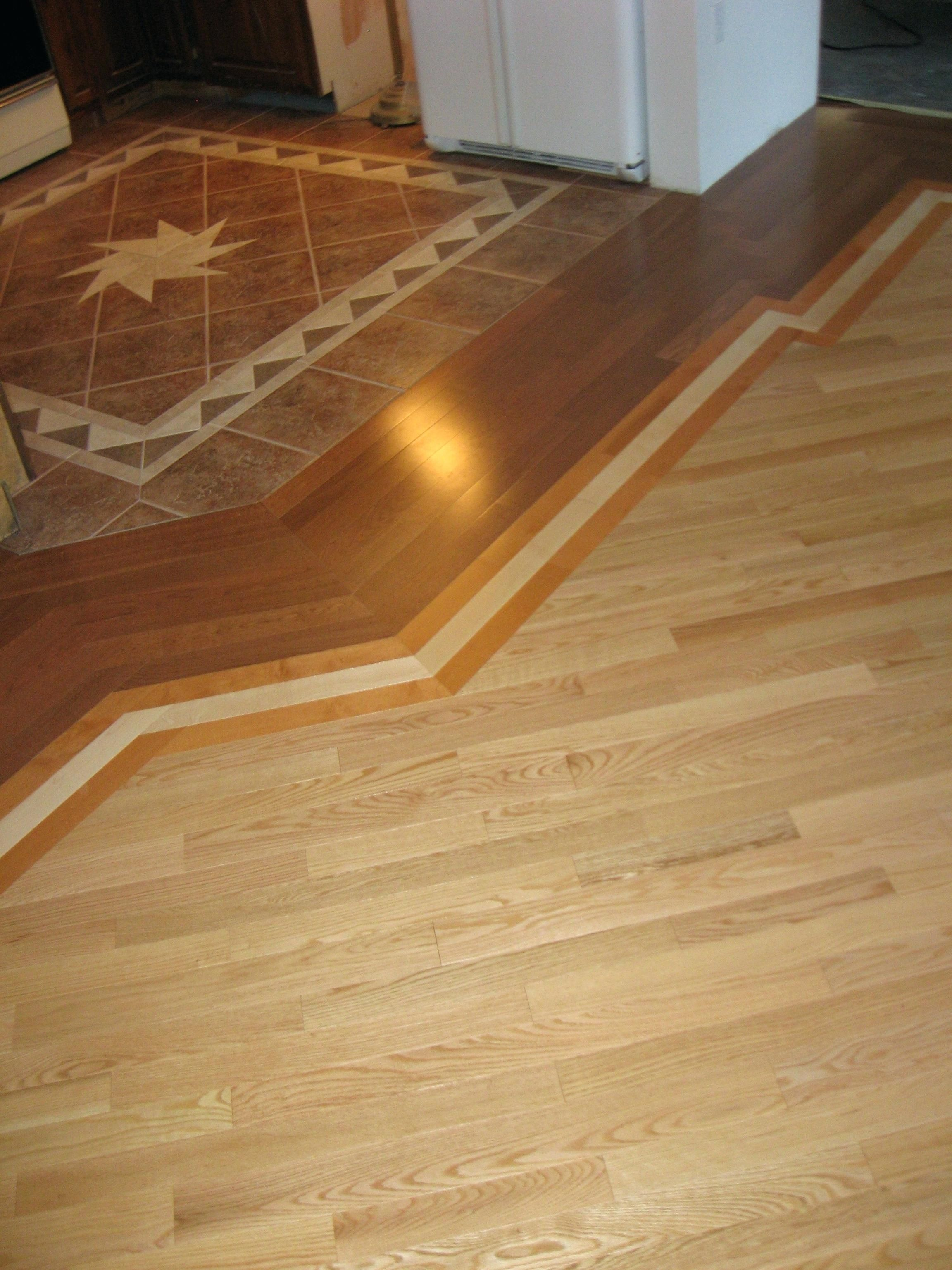 Wood Floor To Tile Transition Strips