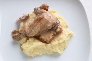 civet de lapin à la normande | recipe | best the end, sauces and