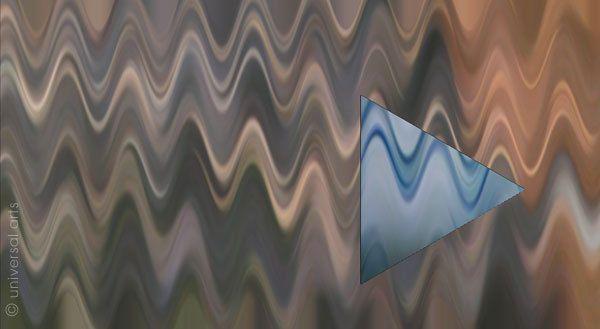 MARIO STRACK -  World One 2  limitiert Grafik Original signiert Druck Bilder