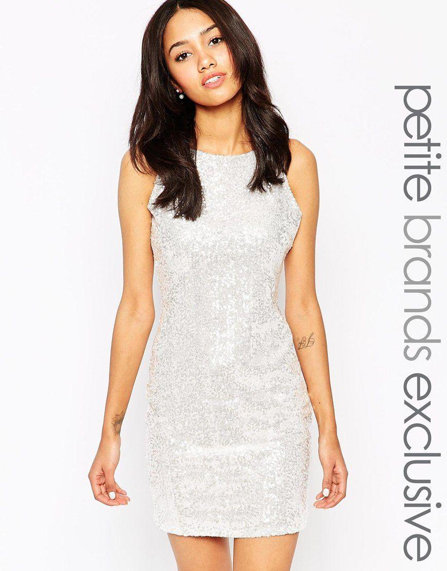 c88b40ea True Decadence Petite Sequin Bodycon Dress   Zola dresses   Robe ...