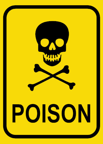 How To Make And Design Effective Signs Signs Danger Signs Skull And Bones