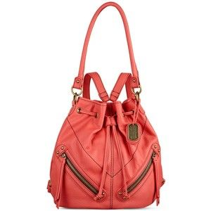 Vintage America Handbag, Braided Convertible Backpack | Bags ...