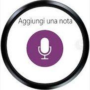 Registrare Note Vocali con OneNote su Windows 10 Mobile