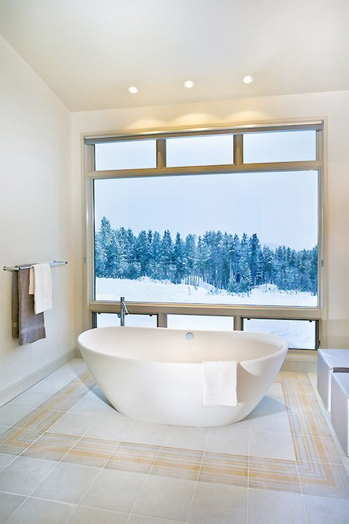 Wouldn\'t you just love to lounge in this tub? | For the Home ...