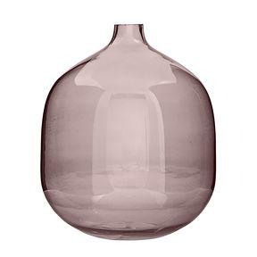 Vase en verre Rose poudré - Bloomingville
