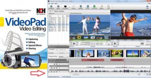 VideoPad Video Editor Professional 6 29 Crack + Keygen