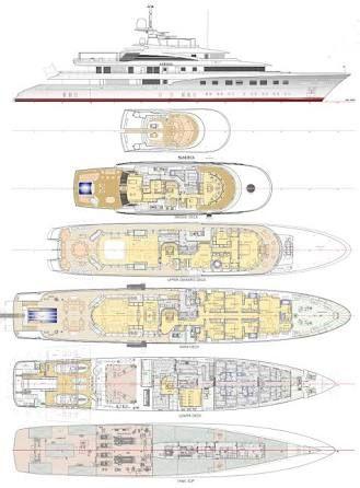 Image result for yacht general arrangement plan   Luxury