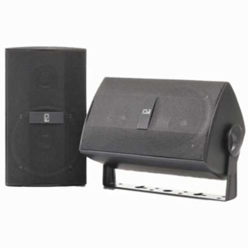 Poly-Planar Component 3 Box Speakers - (Pair) Gray #componentspeakers