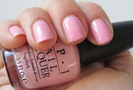 OPI Pink Friday. Nice neutral everyday color.