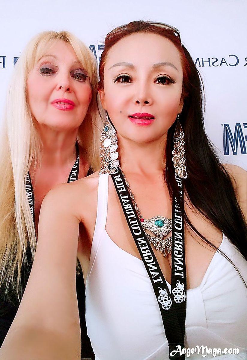 Ange Maya Nude Photos 77