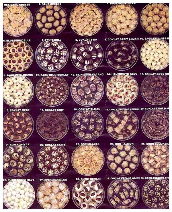 Aneka Resep Kue Kering Kukis Cokelat Untuk Lebaran Kue Kering Kukis Coklat Resep Kue