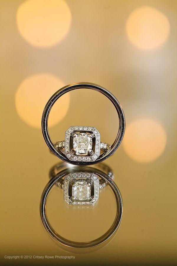 creative wedding ring shot Photo Ideas For Wedding Engagement