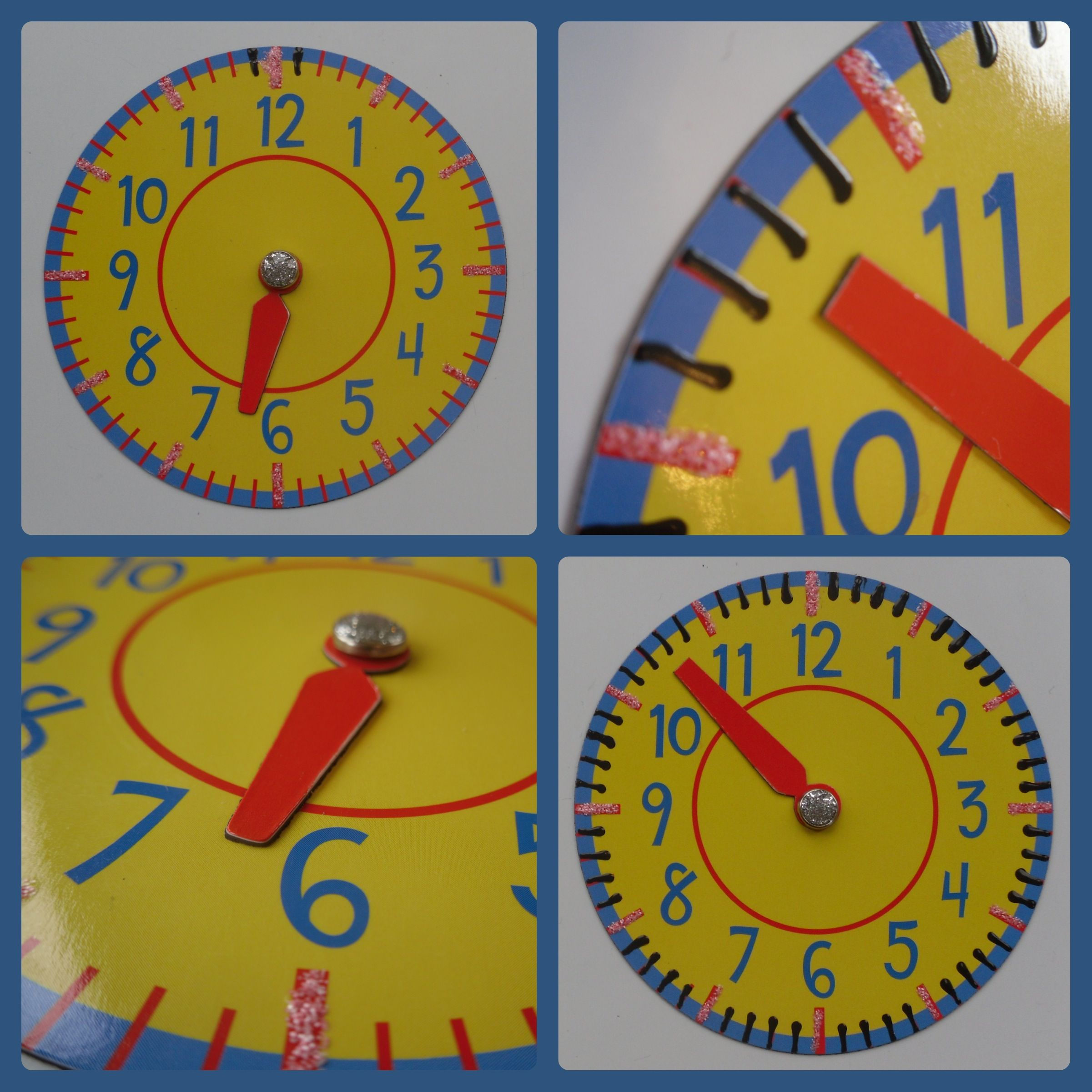 Clockfaces Amp Method For Teaching Time Concepts With