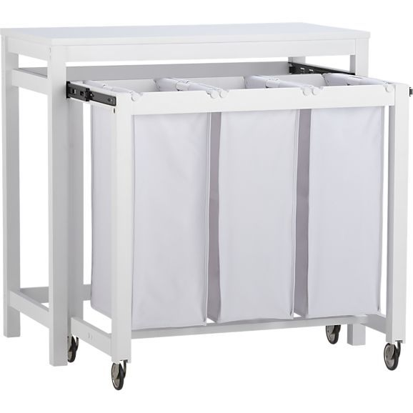 Laundry Room Ideas Small Folding Table
