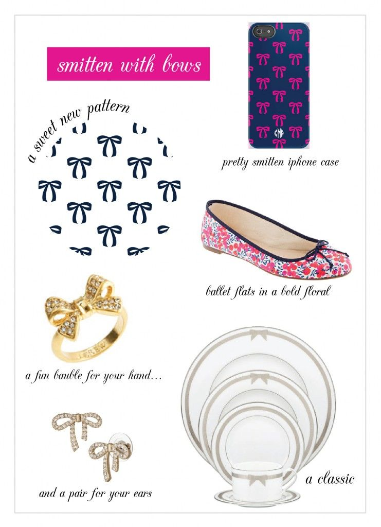 on trend: bows