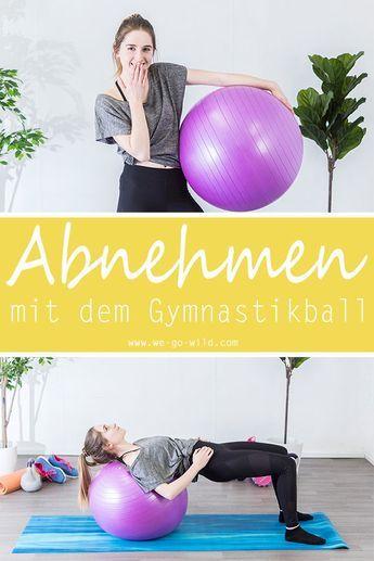 Photo of 13 mega effektive Übungen mit Gymnastikball – WE GO WILD