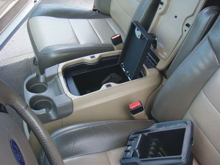 Ford Excursion Floor Console 2000 2005 Ford Excursion