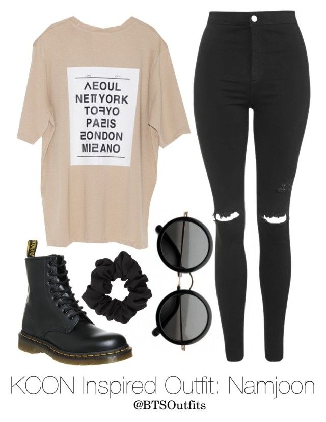 Inspired Outfit for KCON: Namjoon #kpopfashion