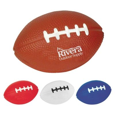Football Shape Stress Reliever  $0.89/ea