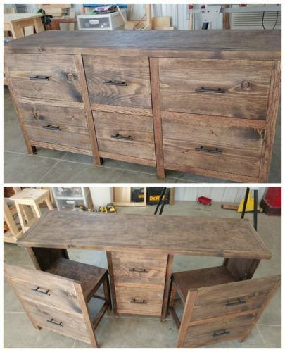 Diy Reclaimed Wood Furniture Pallet To Top Cool