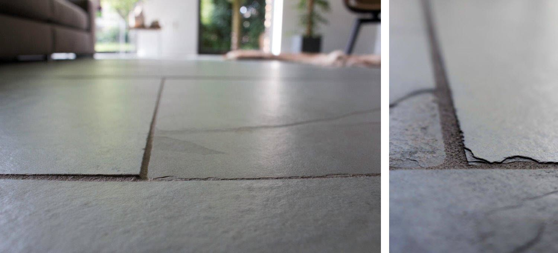 natuursteen vloer grote tegels leisteen himalaya grey via nibo