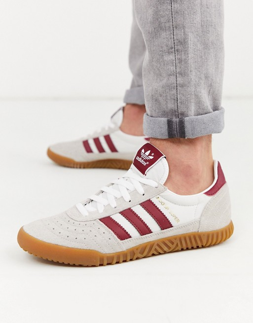 Perseo interior demasiado  adidas Originals indoor super sneakers with gum sole | ASOS | Adidas, Adidas  originals, Sneakers