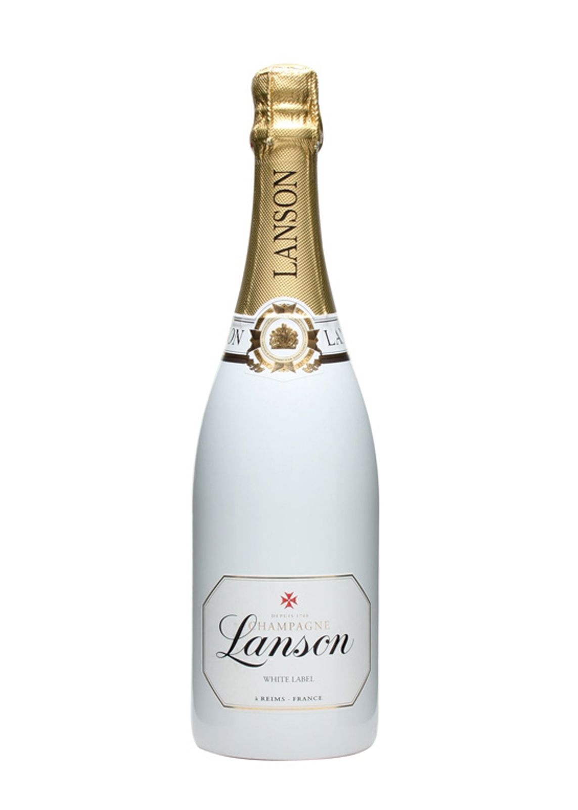Lanson White Label Sec Dry 75cl France Champagne Champagneglasses Wine Wineglasses Bottle Champagnebottle Lanson Champagne Bottle Wine Store Champagne