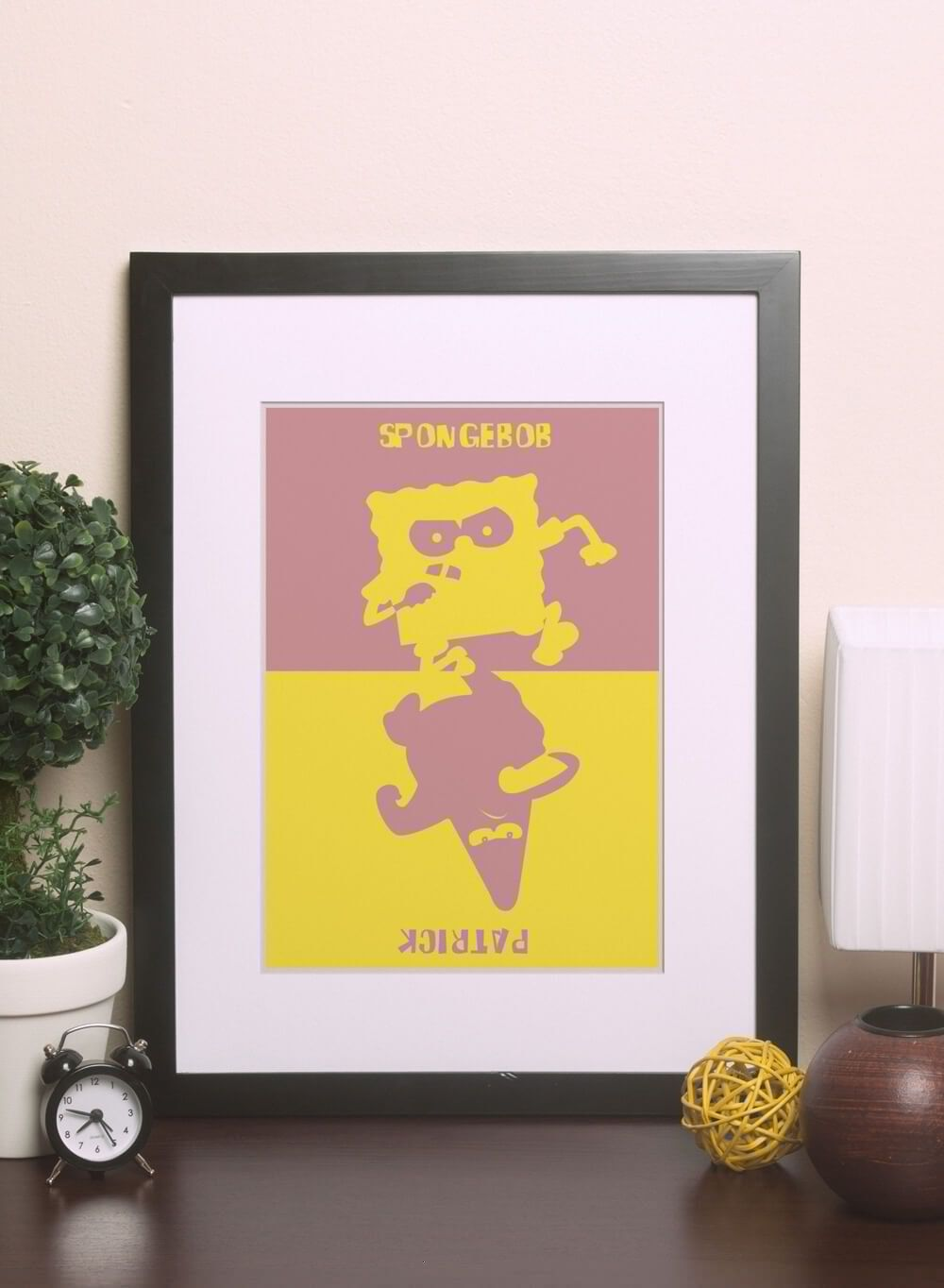 Nursery room decor-Spongebob-Squarepants-Play Room Home Decor-Play ...