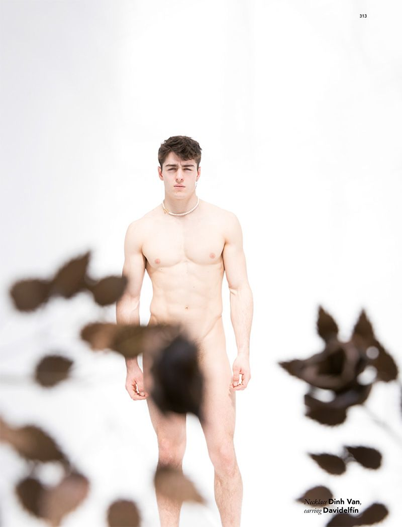 young generation nudist