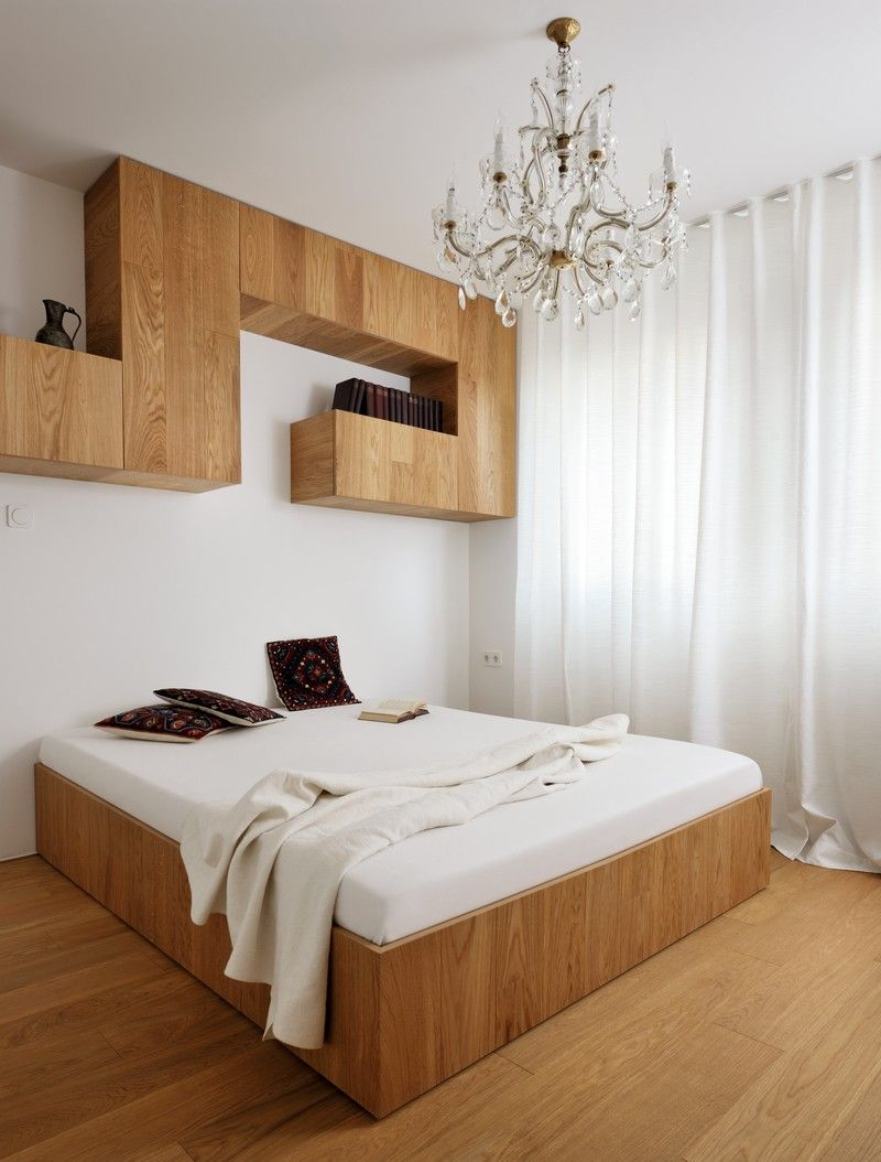 Inspiring Apartment Renovation in Ljubljana by Lidija Dragisic