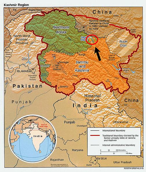 Siachen Glacier mapको लागि तस्बिर परिणाम
