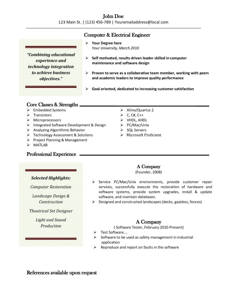 Mac Word Resume Template Endearing Resumes Templates For Mac Word 2015  Httpwwwresumecareer