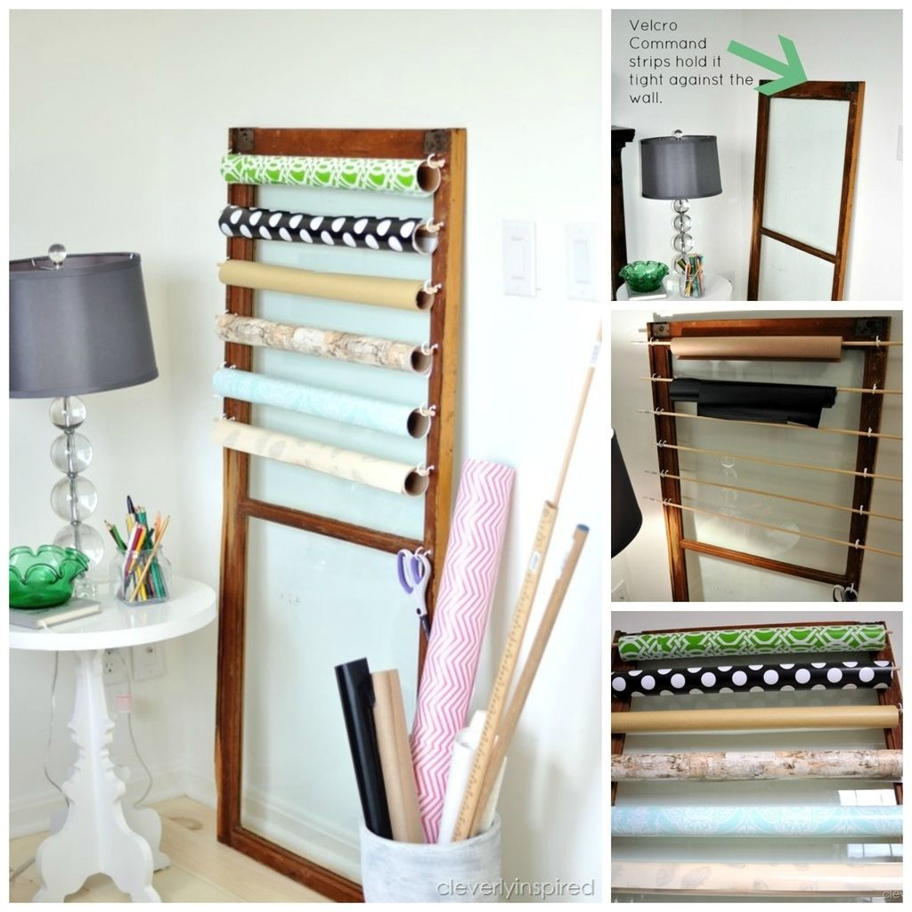 50 Clever DIY Ways To Organize Your Entire Life | You ve, Wrapping ...