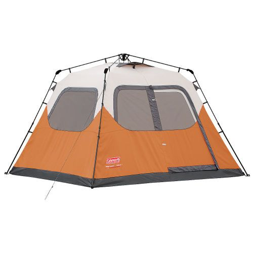Coleman® 6-person Instant Tent. Great deal at Costco $99  sc 1 st  Pinterest & Coleman® 6-person Instant Tent. Great deal at Costco $99 | Camping ...