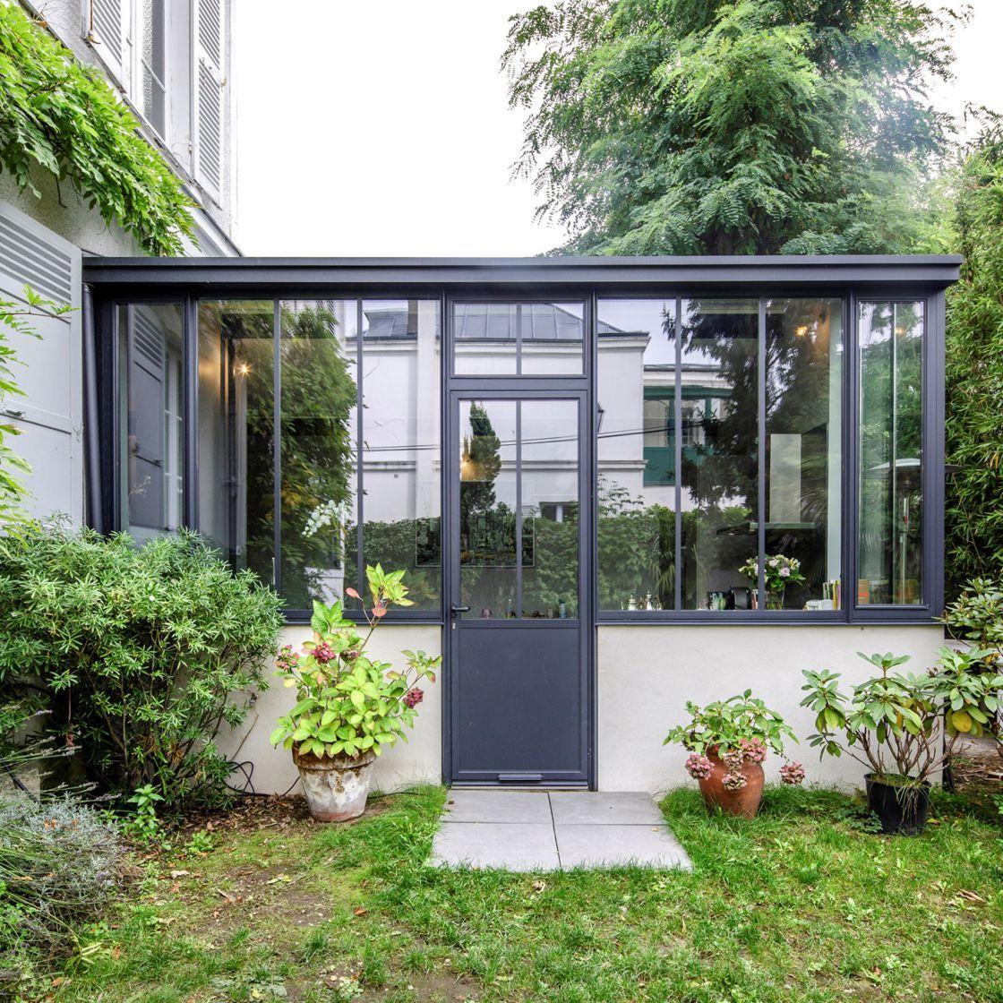 Veranda L Extension Deco De La Maison En 2020 Veranda Cuisine