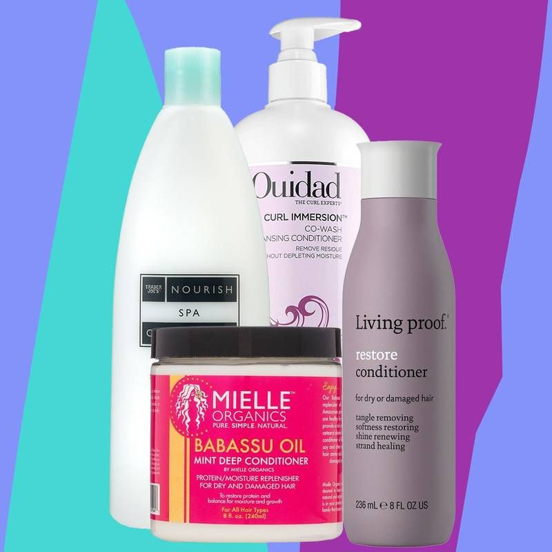 17 Best Conditioners For Low Porosity Hair Low porosity